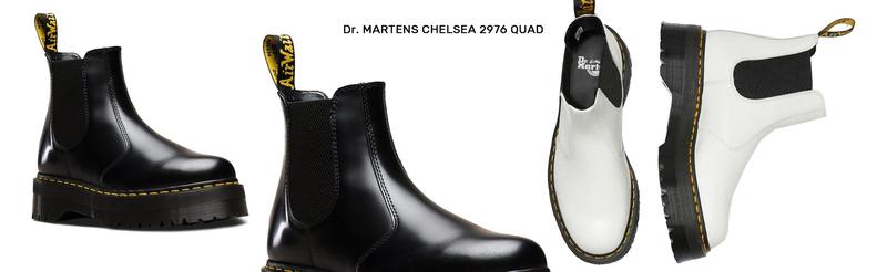Comprar online botas Chelsea Martens con plataforma