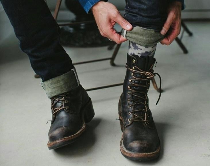 Zapatos de verano con cordones estilo militar para hombre slVpphQUki