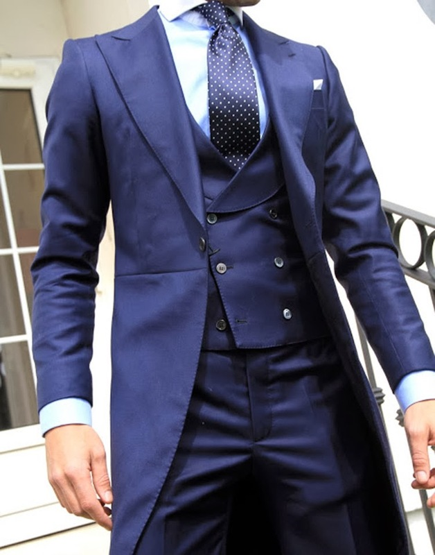 Guía para hombres: trajes de etiqueta | Lolita Moda