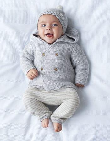 40477df50 Qué ropa necesita un bebé  Guardarropa