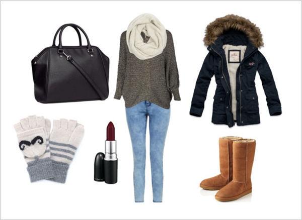 39e13807 Ideas para combinar tus botas UGG | Lolita Moda