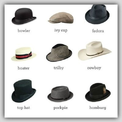 El sombrero no es un mero accesorio 2afce9f89d0