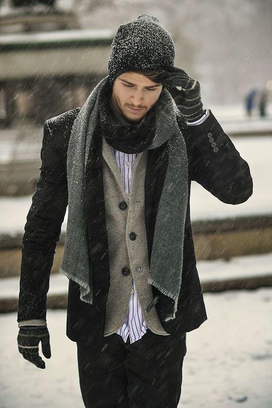 13 prendas esenciales de invierno para hombre LolitaModa f17930c72fb