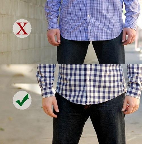 Distintas Formas De Usar Una Camisa De Hombre Lolita M