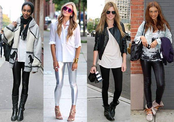 726af94cc Logra un look formal usando leggins | Lolita Moda