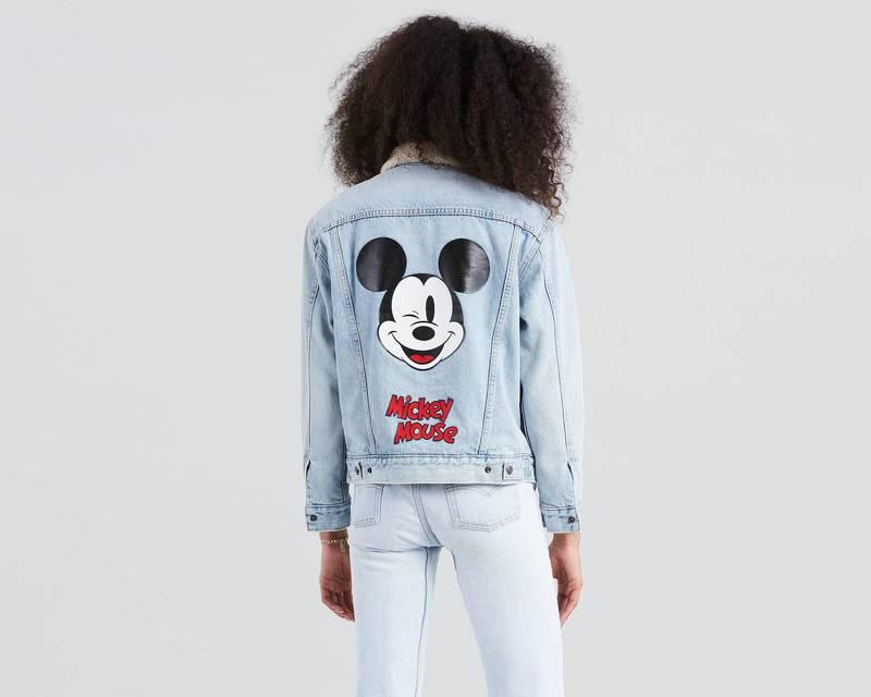 0096f2dd9db3 Colección Levis x Mickey Mouse