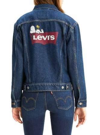 mas bajo precio último vendedor caliente grandes ofertas Colección Levis x Snoopy