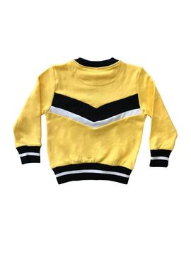 Sudadera Rompiente Clothing Foam Amarillo Kids