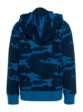Sudadera Name It Nit Jason Azul