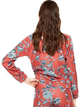 Chaqueta Pepe Jeans Belen Floral Mujer