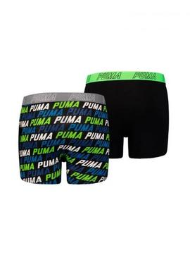 Pack Boxer Puma Basic Multicolor
