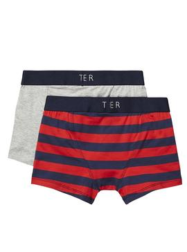 Calzoncillos Tommy Hilfiger Rugby Rayas