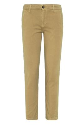 Pantalones Pepe Jeans Maura Beige Mujer