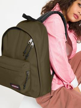 Mochila EastPak Out Of Office Verde Oliva Unisex
