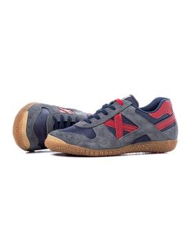 Zapatilla Munich Mini Goal 1385