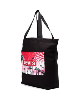 Tote Bag Levis Everyday Negro