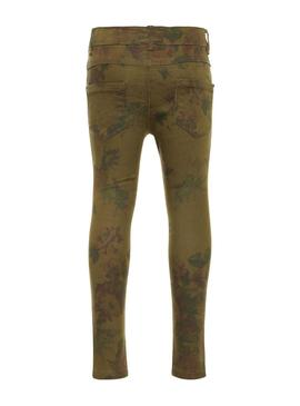 Pantalon Legging Name It Polly Twiatinna Verde