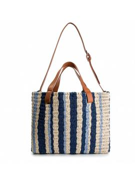 Bolso Pepe Jeans Multi Azul Mujer