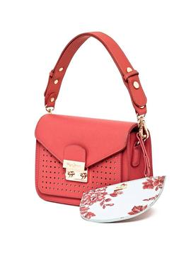 Bolso Pepe Jeans Kassia Rosa Mujer