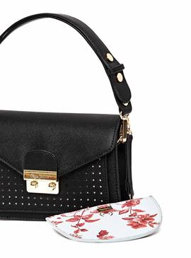 Bolso Pepe Jeans Kassia Negro Mujer