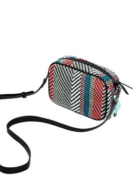 Bolso Pepe Jeans Shannon Multicolor Mujer
