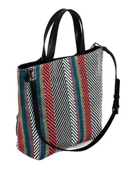 Bolso Pepe Jeans Penny Multicolor Mujer