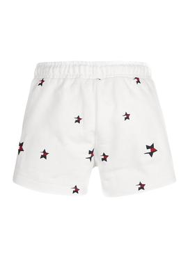 Short Tommy Hilfiger Iconic Star Flag Niña