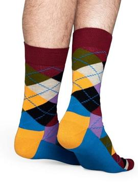 Calcetines Happy Socks Argyle Multicolor