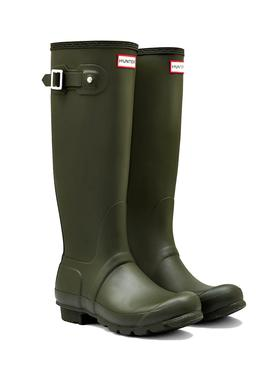 Bota Hunter Original Tall Olive
