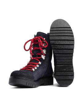 Botines Tommy Jeans Hiking Azul