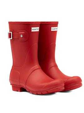 BOTA ORIGINAL SHORT MILITARY RED
