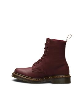 Bota Dr. Martens 1460 Pascal Virginia Granate
