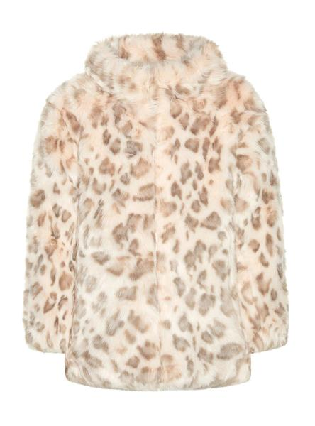 Chaqueta Name It Leopard Rosa