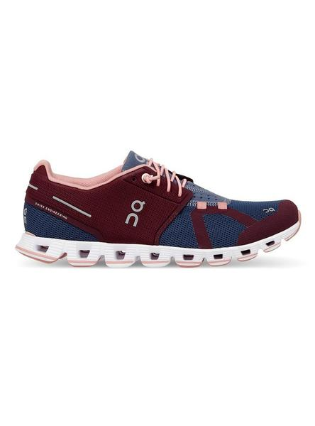 Zapatillas On Running Cloud Mulberry Velvet