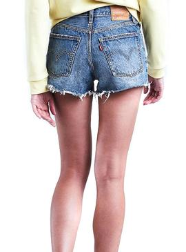 Shorts Levis 501 Back To You Heart