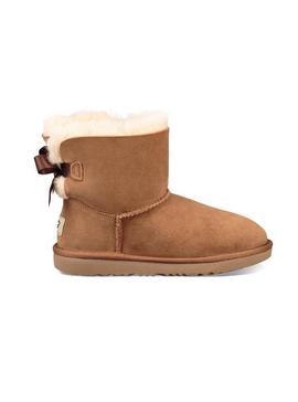 Botas Ugg Mini Bailey Bow II Kids Chestnut