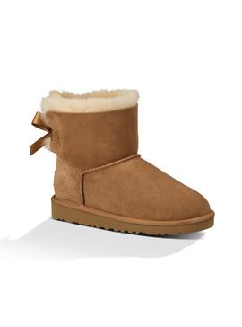 Botas Ugg Mini Baley Bow Chestnut