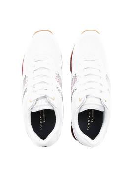 Zapatillas Tommy Hilfiger Corporate Blanco Mujer