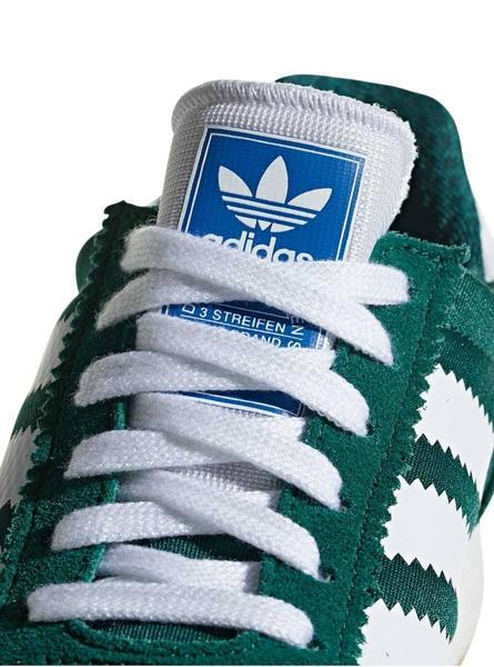 Zapatillas Adidas I-5923 Verde Mujer