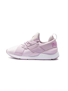 Zapatillas Puma Muse Satin II Orchid