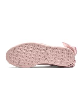 Zapatillas Puma Basket Bow Pearl