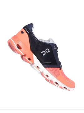 Zapatillas On Running CloudFlyer Salmon Ink Mujer
