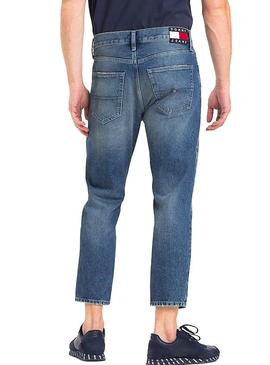 Pantalon Tommy Jeans Relaxed Cropped Randy NRTMR