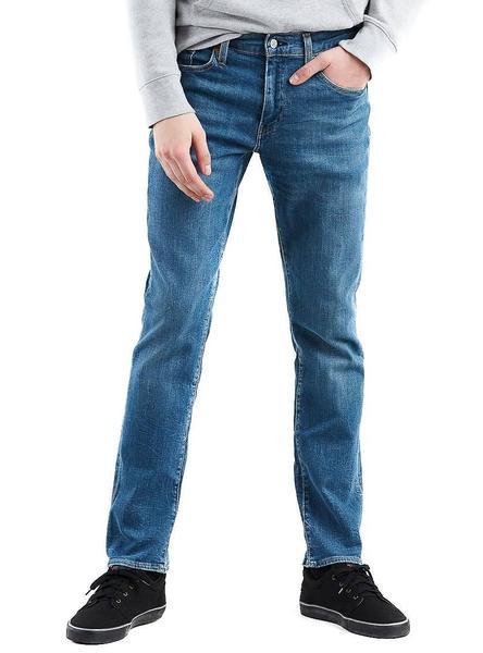 Pantalon Vaquero Levis 511 Dublin Para Hombre
