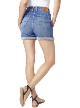 Short Pepe Jeans Daisie Denim Mujer