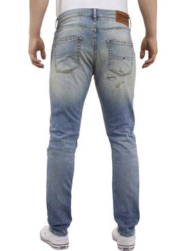 Pantalon Vaquero Tommy Jeans Modern Tapered Gris