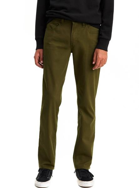 Pantalon Vaquero 511 Verde Hombre