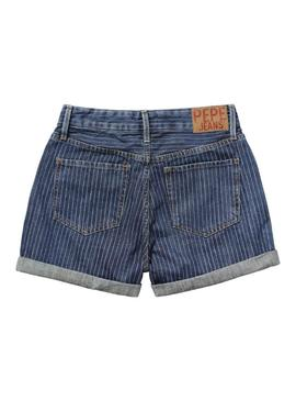 Short Pepe Jeans Mary Short Denim Mujer