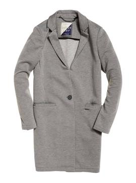 Chaqueta Superdry Azure Gris Mujer
