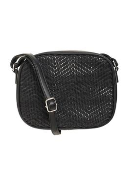 Bolso Pieces Bitten Negro Mujer